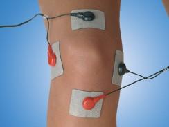Elettrostimolazione Tens al ginocchio: sia per gonalgia che per osteoartrite