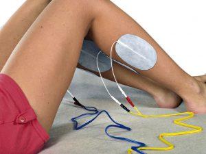elettrostimolatore per polpaccio